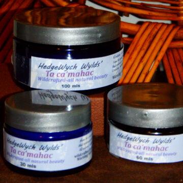 Tacamahac Cream